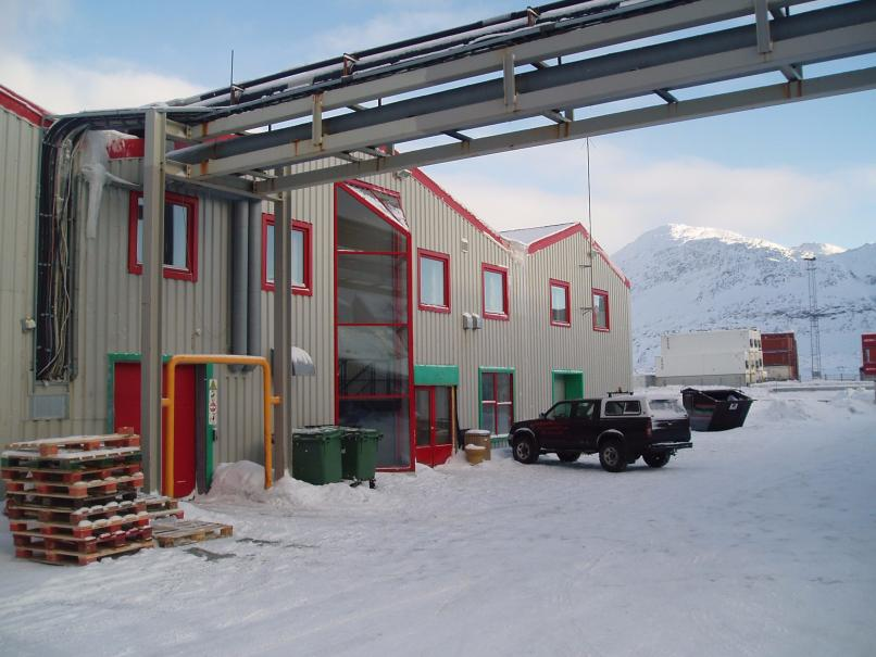 nuuk transport main building